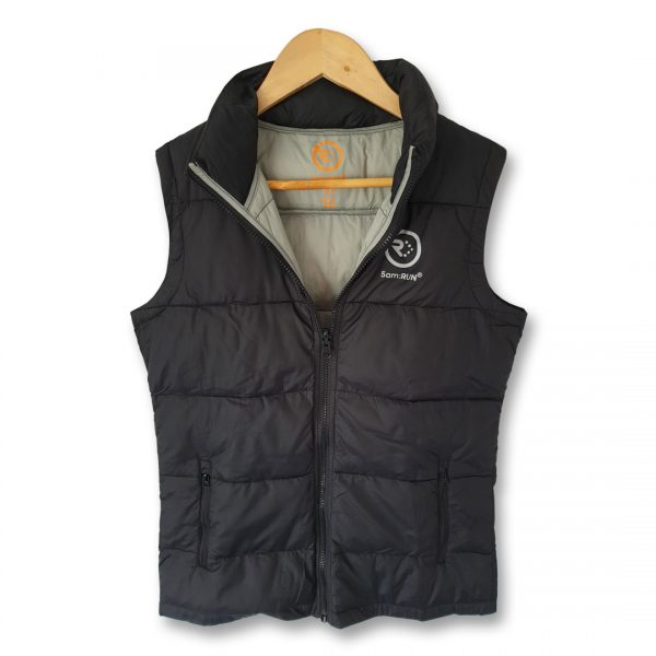 5am:RUN Womens AC400 2-in-1 Windbreaker/Vest